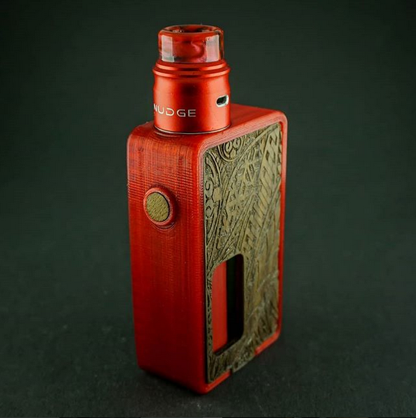3D printed squonk mod