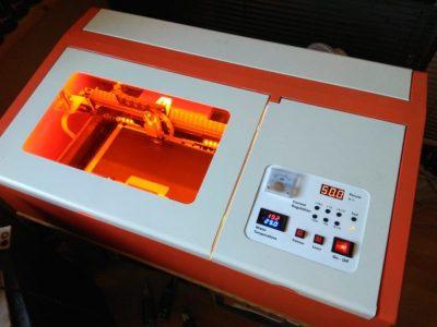 K40 Laser Engraver Cutter