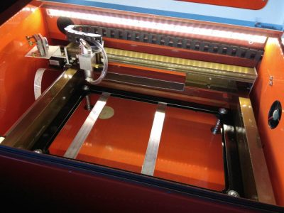 K40 Laser Cutter modifications