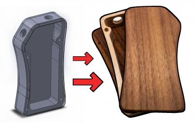 Box Mod Build Plan