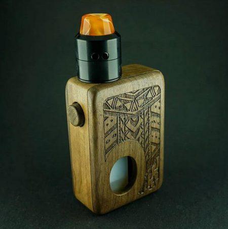 wooden squonker